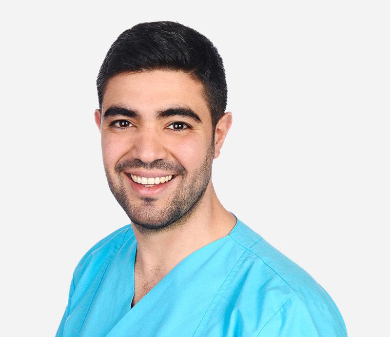 Zahnarzt Basel Hallak aus Oldenburg